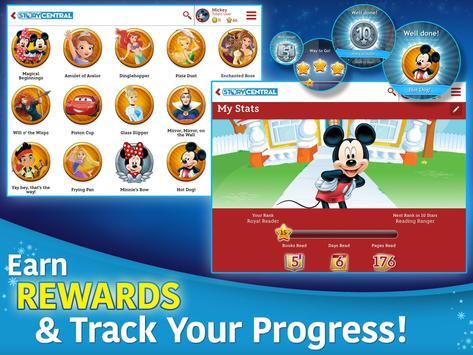Disney Story Central screenshot 7