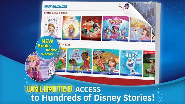 Disney Story Central screenshot 8