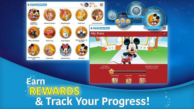 Disney Story Central screenshot 3