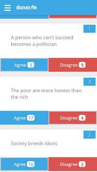 Debate Wars screenshot 1
