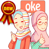 WAStickerapps -Hijab Islamic Stickers for WhatsApp icon