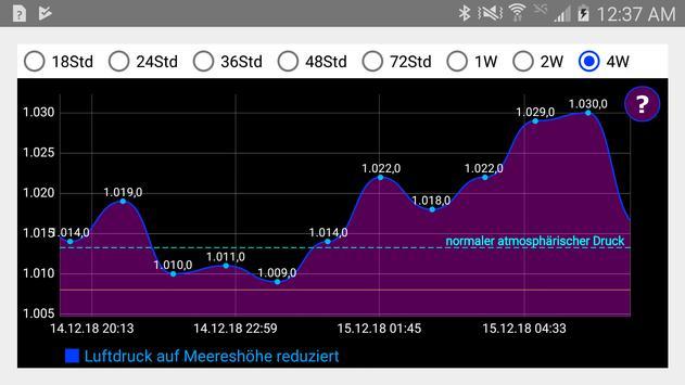Barometer Screenshot 3