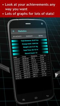 Walking Odometer Pro capture d'écran 12