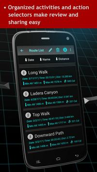 Walking Odometer Pro screenshot 2
