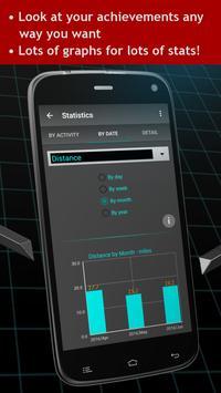 Walking Odometer Pro capture d'écran 7
