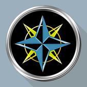 Polaris GPS Navigation: Hiking, Marine, Offroad icon