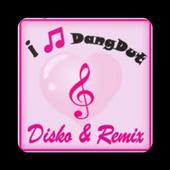 Disco Remix Dangdut terpopuler 2019offline icon