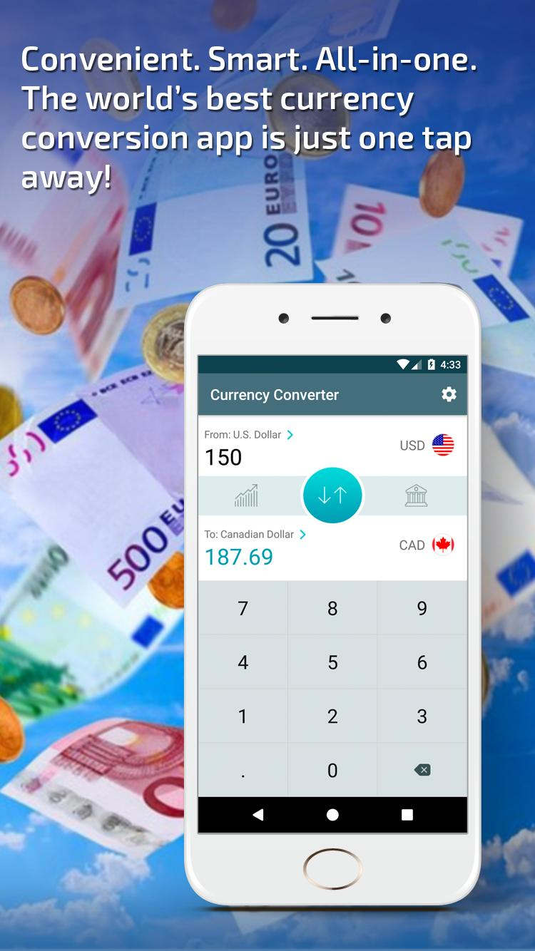 Foreign Exchange Rate For Android