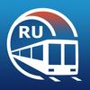 Sankt-Peterburg Metro Kılavuzu ve metrosu haritası simgesi