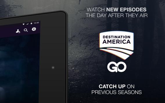 Destination America GO screenshot 7