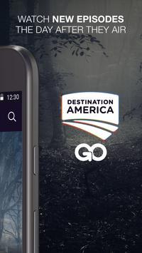 Destination America GO screenshot 2
