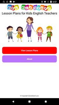 ESL KidStuff App screenshot 1