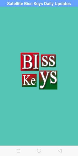 Biss Key Powervu Key Cccam Cline Free for Android - APK Download