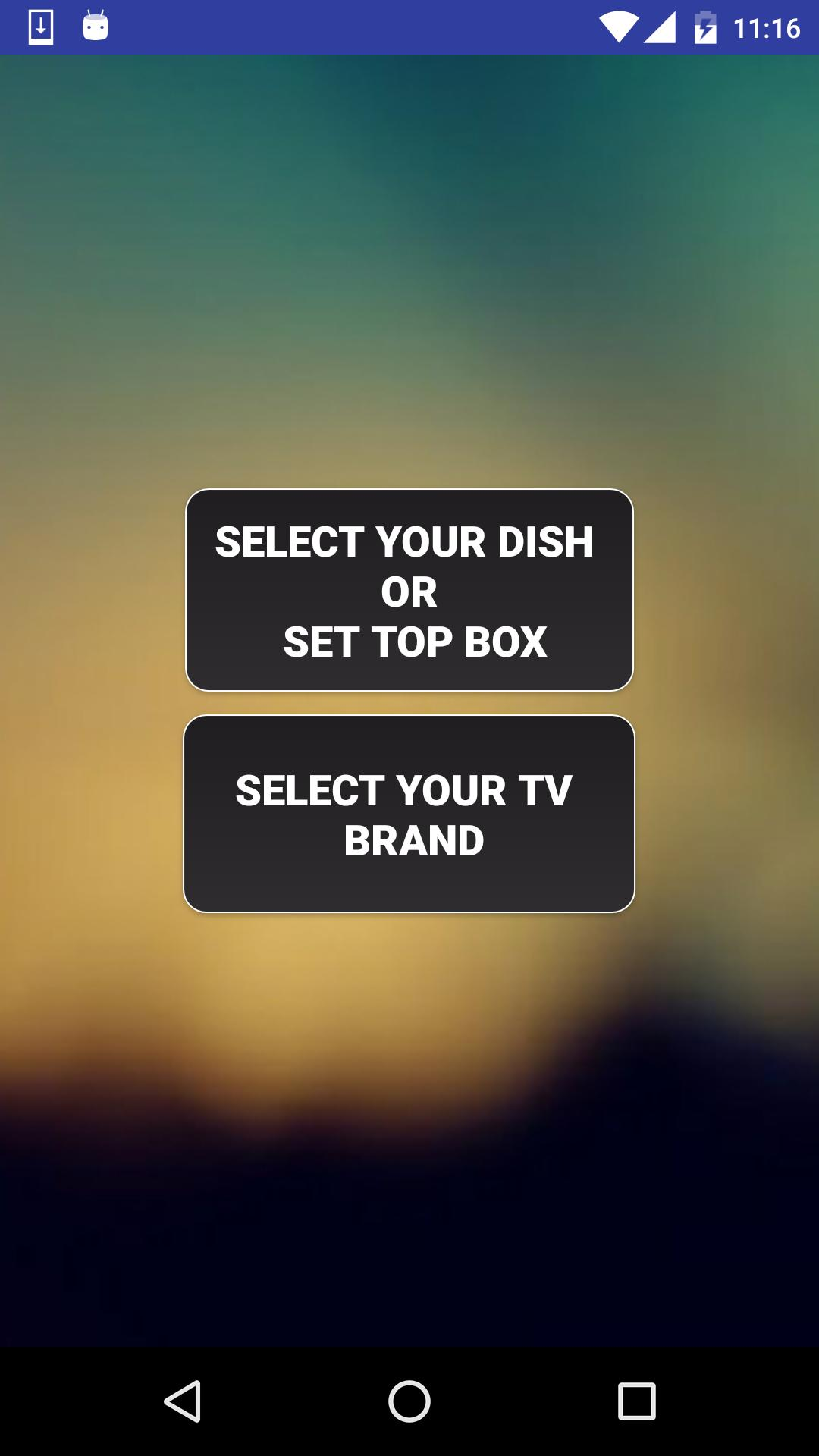 ALL Dish-DTH SetTop Box Remote for Android - APK Download