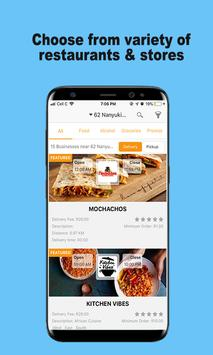 Dishout24 : Food Delivery and Grocery Delivery screenshot 1