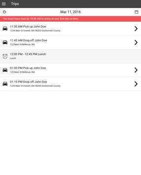 DispatchBot Driver screenshot 1