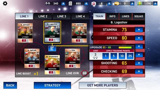 Hockey All Stars screenshot 10