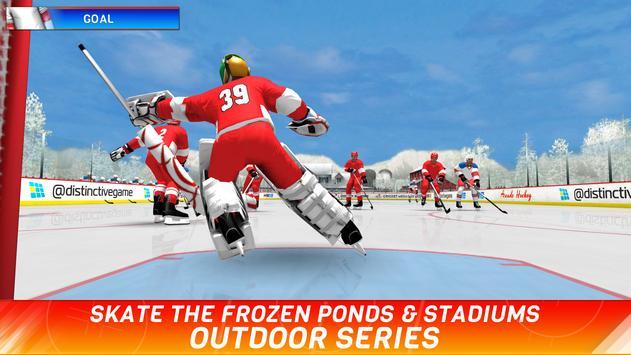 Hockey Nations 18 screenshot 1