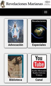 Revelaciones Marianas screenshot 1