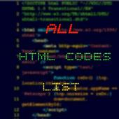 All Html Tags List icon
