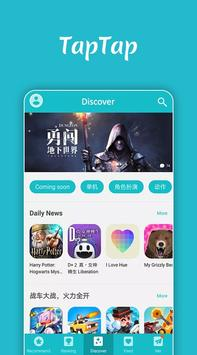 Tap Tap Apk For Tap Tap Games Download App - Guide poster