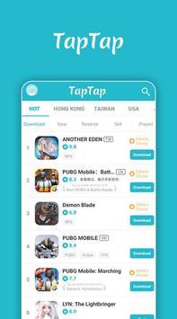 Tap Tap Apk For Tap Tap Games Download App - Guide screenshot 1