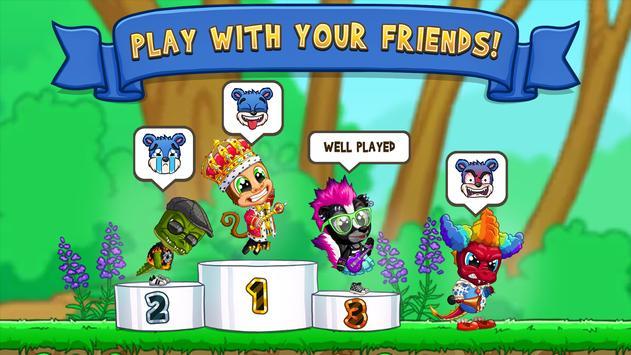 Fun Run 3 screenshot 1