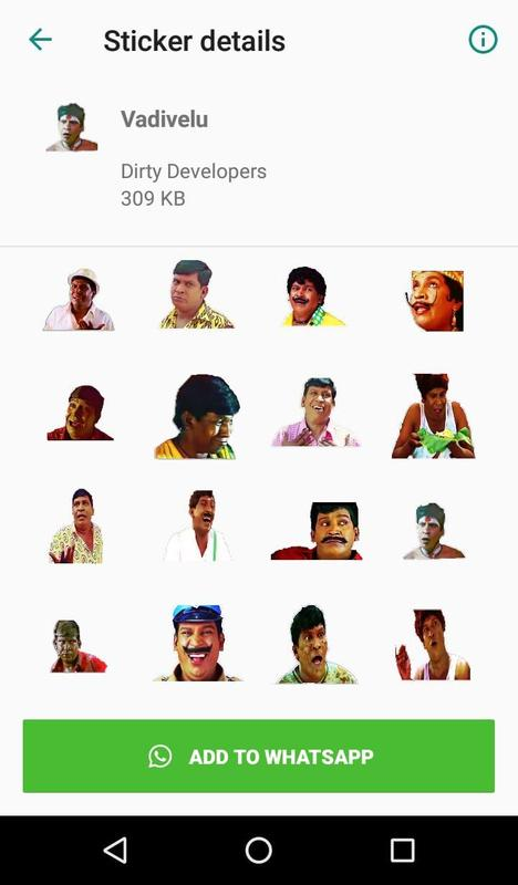 Yo Whatsapp Tamil Stickers Download - freewhatsappstickers