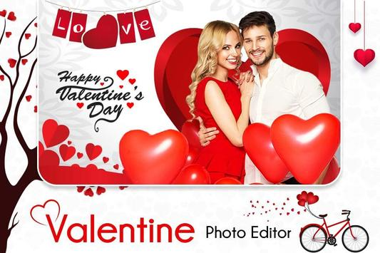 Valentine Photo Maker screenshot 1