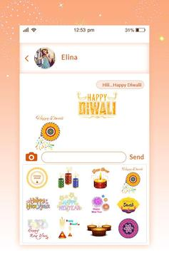 Stickers for WhatsApp –WASticker for New Year 2019 screenshot 3