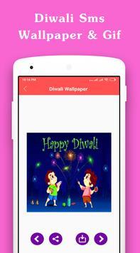 Diwali Sms Wallpaper Gif of 2018 screenshot 3