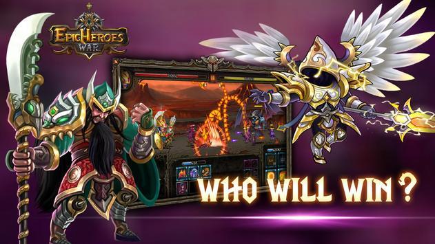 Epic Heroes War Ekran Görüntüsü 10