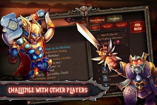 Epic Heroes War Ekran Görüntüsü 14