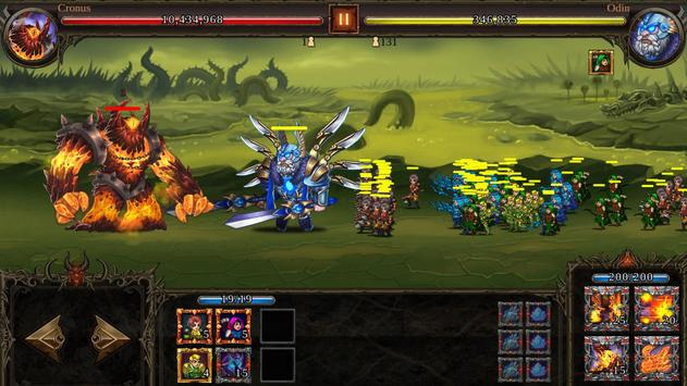 Epic Heroes War Ekran Görüntüsü 16
