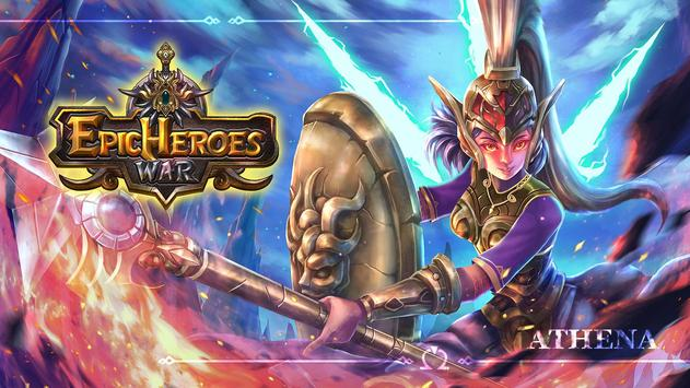 Epic HeroesWar: Blade & Shadow Soul Online Offline screenshot 18