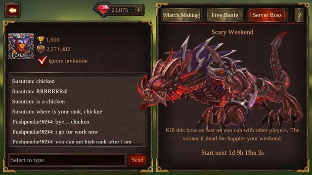 Epic Heroes War Ekran Görüntüsü 2