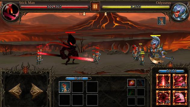 Epic Heroes War captura de pantalla 7