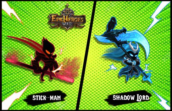 Epic Heroes War screenshot 3