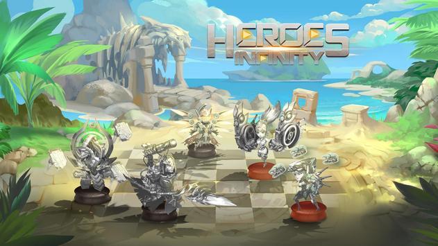 Heroes Infinity Premium Screenshot 11