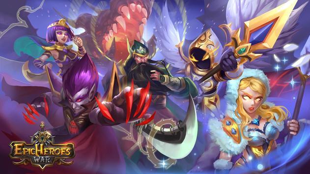 Epic Heroes War: Shadow Lord Stickman - Premium screenshot 12