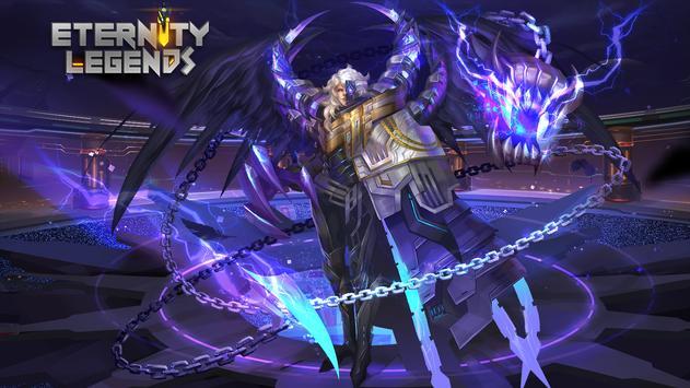 Eternity Legends: League of Gods Dynasty Warriors स्क्रीनशॉट 1