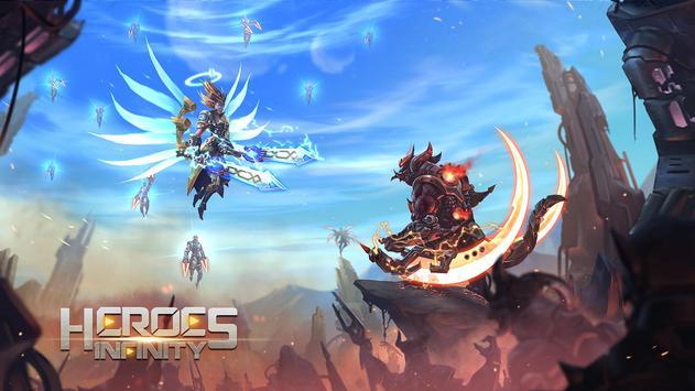 Heroes Infinity постер