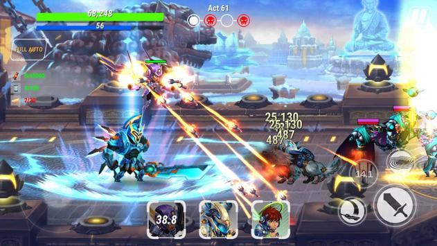Heroes Infinity скриншот 12