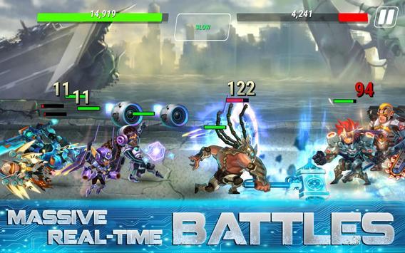 Heroes Infinity скриншот 14