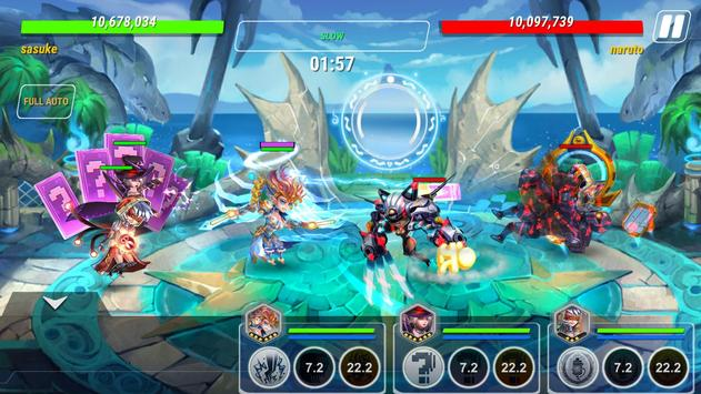 Heroes Infinity تصوير الشاشة 20