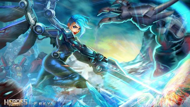 Heroes Infinity 截圖 19