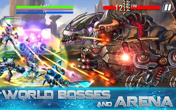 Heroes Infinity скриншот 23