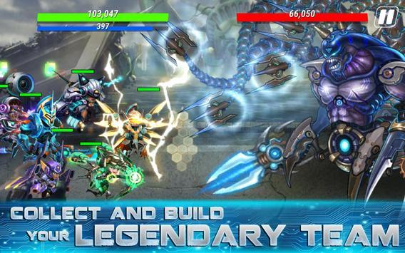 Heroes Infinity скриншот 5