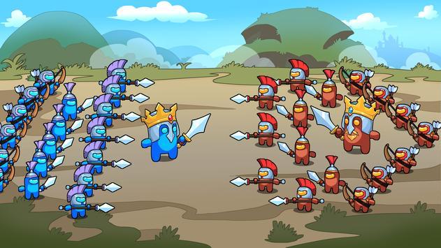 Legions War: Art of Strategy screenshot 3