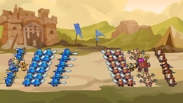 Legions War: Art of Strategy screenshot 1